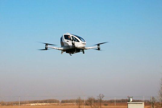 aviation tv flyeurope ehang