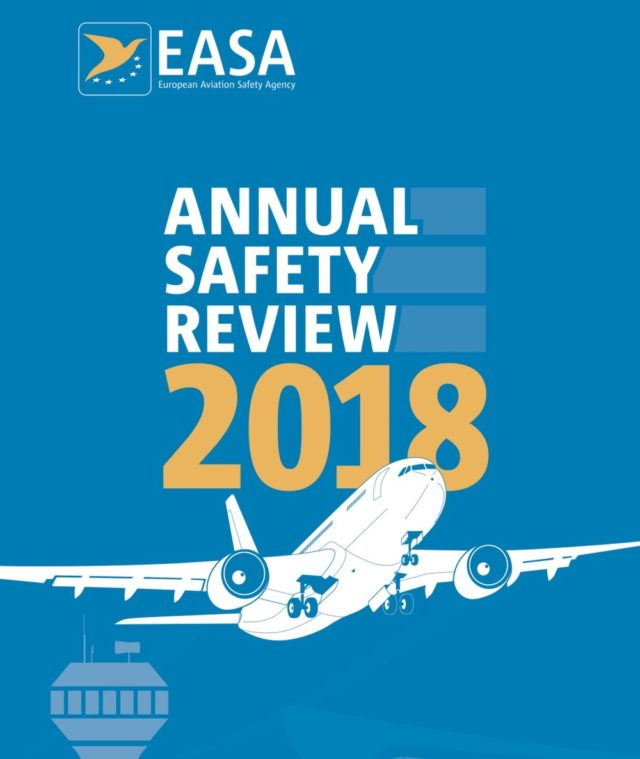 FlyEurope.TV-EASA Annual Safety Review 2018