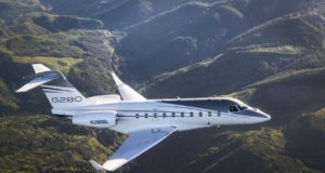 FlyEurope.TV-Gulfstream+G280+Sets+City-Pair+Record+On+Renewable+Fuel