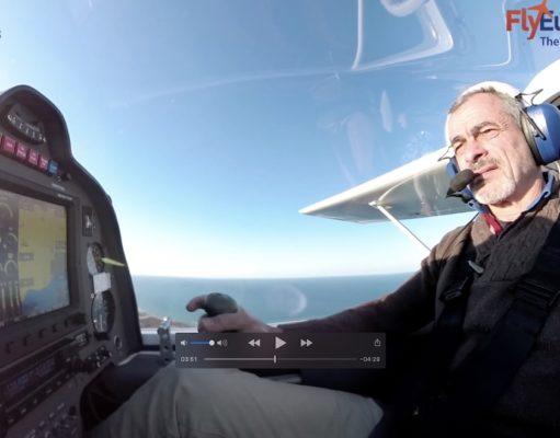 FlyEurope.TV presents SkyArrow and Magnaghi Aeronautica MAGroup-5