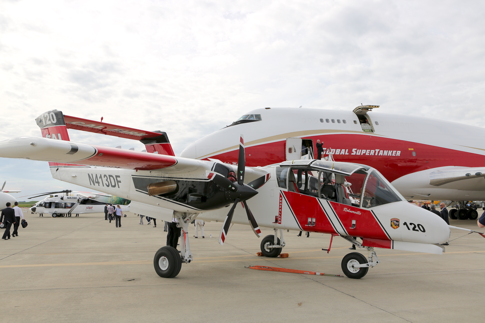 FlyEurope-Aerial Firefighting North America 2020