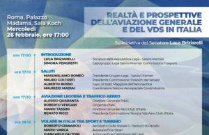 Convegno-Aviazione-Leggera - Roberto Vecchi Flyeurope