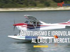 IDROVOLANDI E AVIOTURISMO AL LAGO DI MERCATALE (PU) - flyeurope-gianluca carrabs - svim
