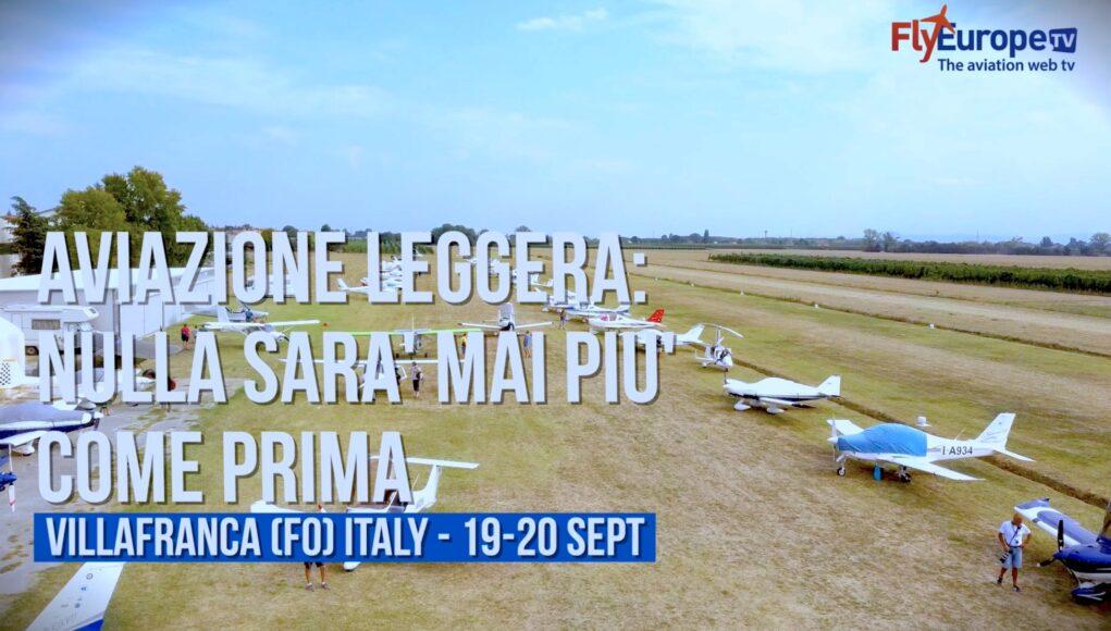 Nulla più come prima-Volo di Fine Estate - Villafranca (FO) 2020-flyeurope