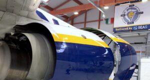 FlyEurope-Hangar manutenzione aerei SEAS