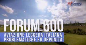 FORUM 600 Kg - Puntata 1 - Interv. al Prof. Renato Ricci - Presidente Commissione VDS AeCi