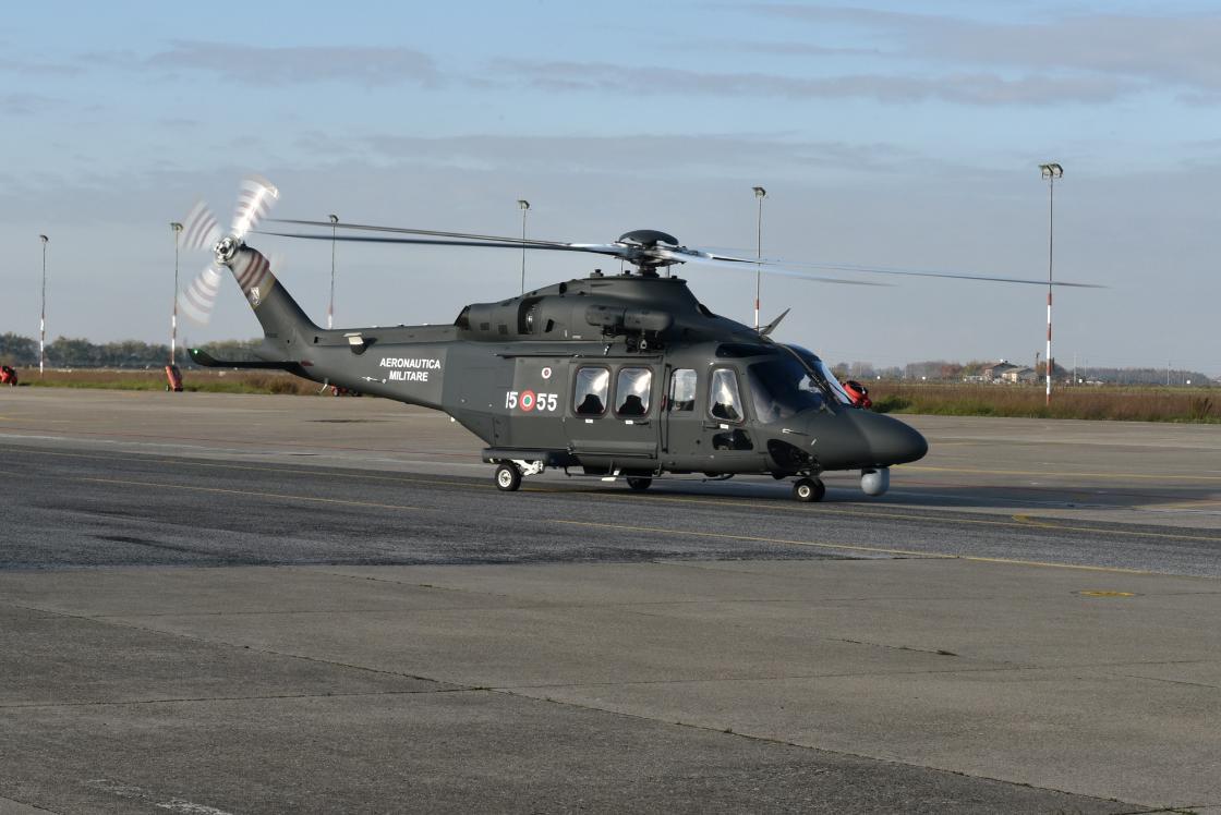 FlyEurope-HH-139B - Photo Aeronautica Militare