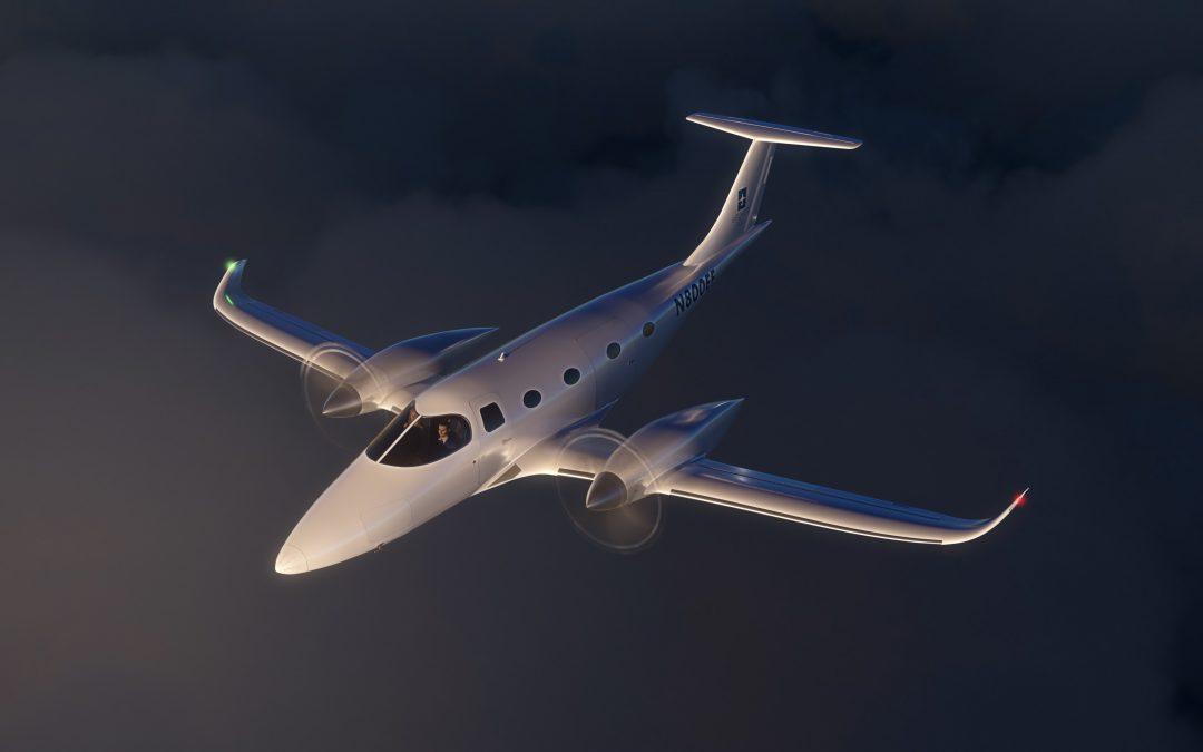 eFlyer 800-flyeurope