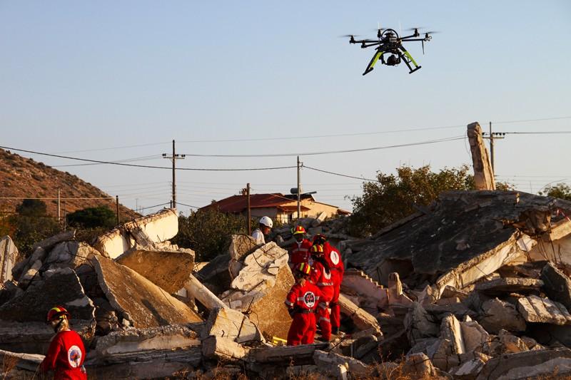 FlyEurope_REAS_Droni nelle emergenze_foto